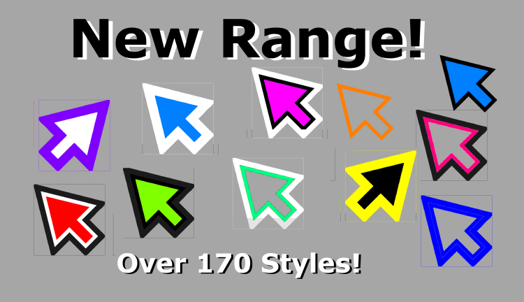[New Range, over 140 styles]